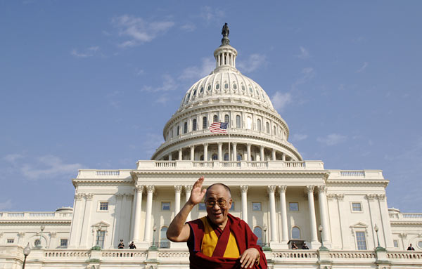 China slams US for Tibetan rights bill's passage by House