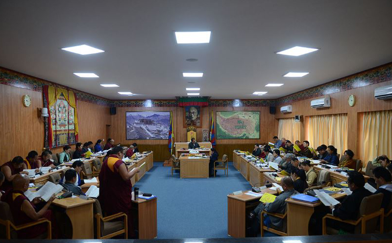 Tibetan parliament in exile passes annual budget in one-day sitting