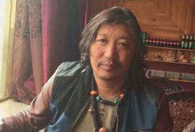 UN rights experts urge China to respect int'l law, free jailed Tibetan activist