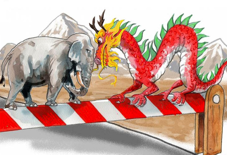 Sino-India: No breakthrough in border standoff between India and China