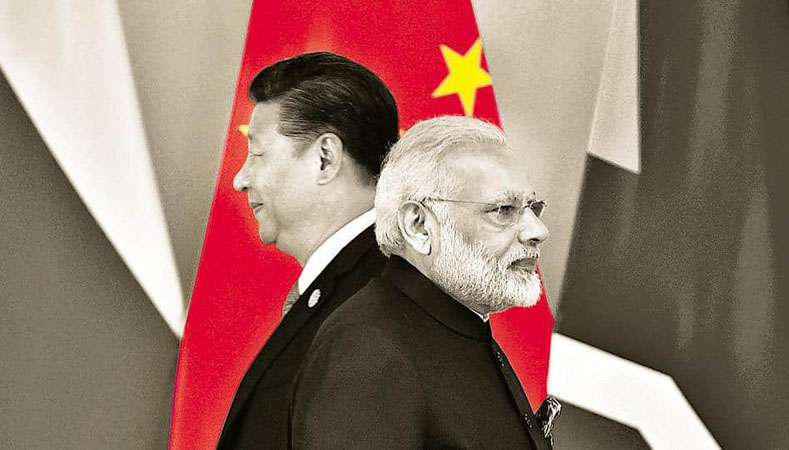 China suggests that Ladakh faceoff is not just about LAC issue with India
