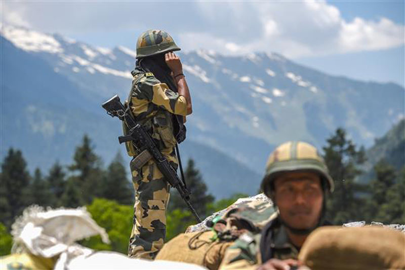 China returns 10 Indian soldiers after Ladakh border clash, says situation stable, controllable