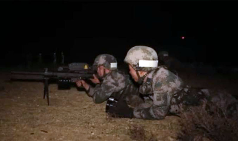 China's nighttime high-altitude drills seen as preparation for Ladakh conflict with India