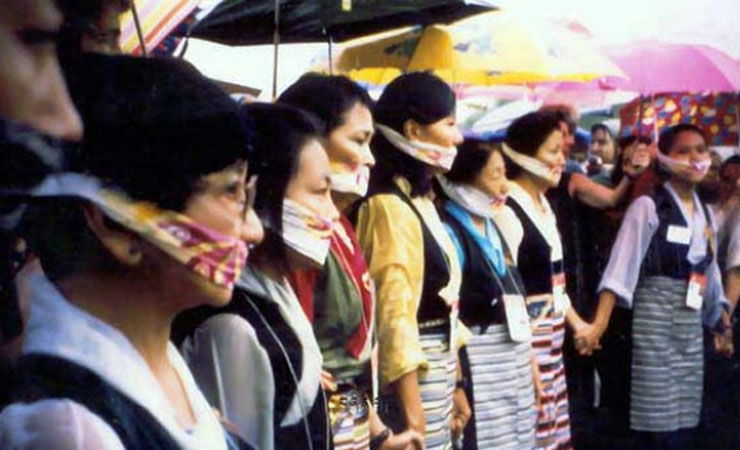ADAPTATION – A LESSON IN SURVIVAL FROM TIBETAN WOMEN