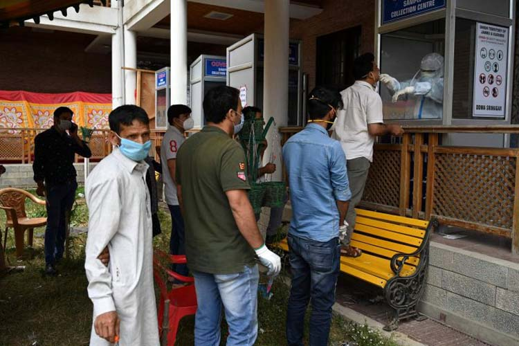 India reports world's highest daily number of Covis-19 cases for fourth day