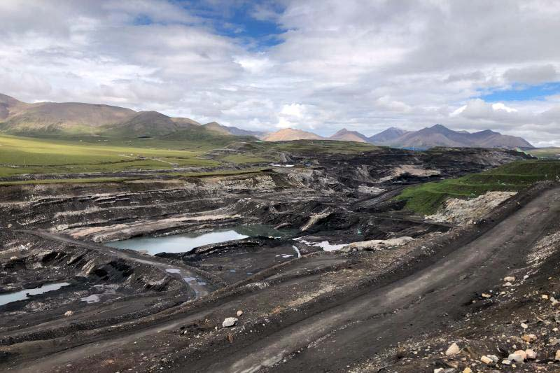 China investigates Qinghai's richest man, officials for illegal mining in Yellow River source area