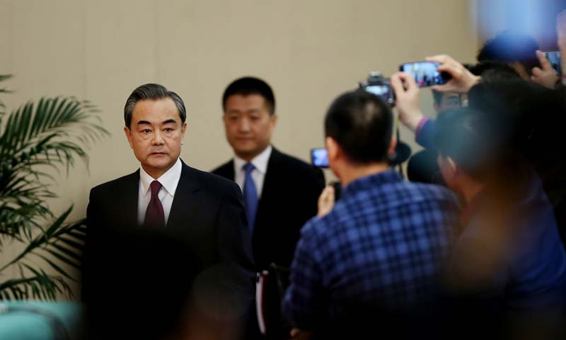 China's foreign minister calls for strengthening national security on Tibet visit