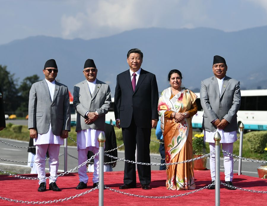 China building network of loyalists in Nepal's government