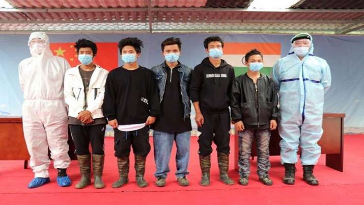 Five abducted Arunachal youths released by Chinese troops after being warned, educated