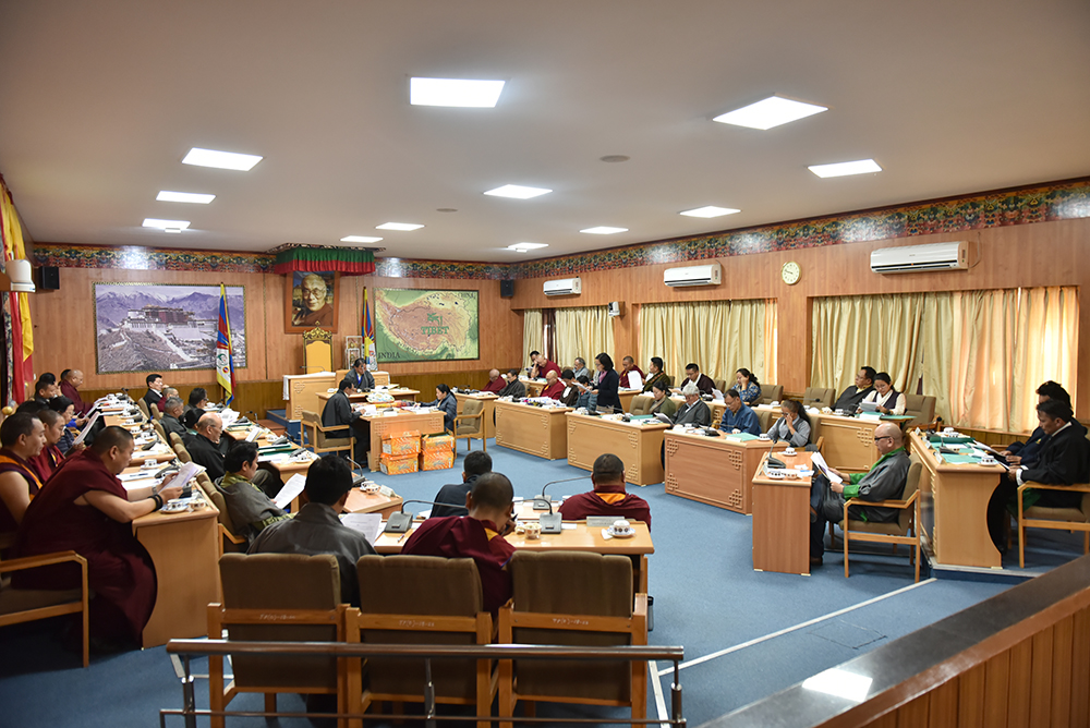 Tibetan parliament rejects apex court's penal order for failing to hold 10th session