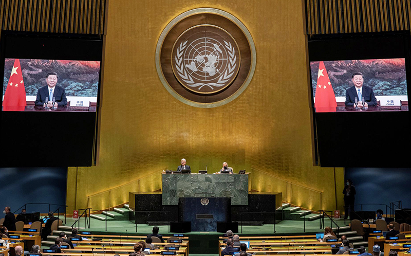 China to oppose 'politicization of human rights' after being elected to UN rights body
