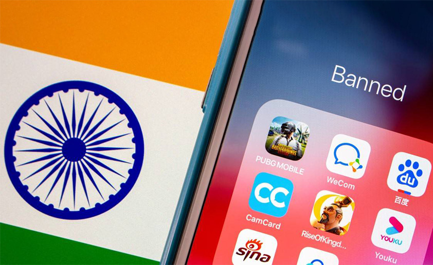 India bans 43 more Chinese mobile apps as border situation continues to boil
