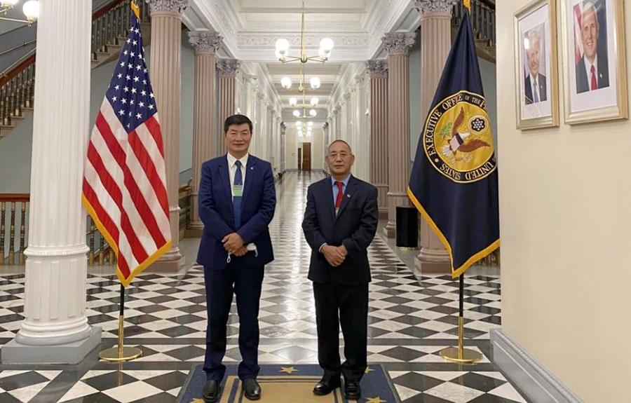 CTA calls its executive head's White House visit 'historic'