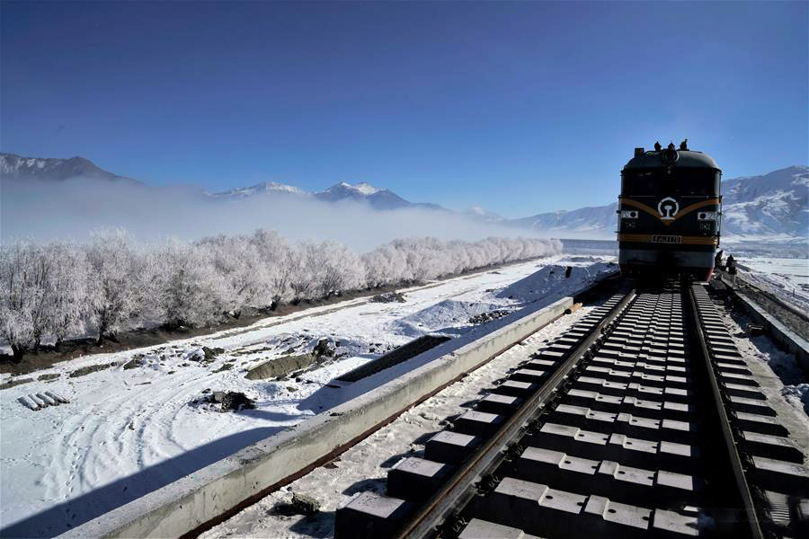 China begins construction of vital, most challenging section of Sichuan-Tibet Railway, stressing its strategic importance