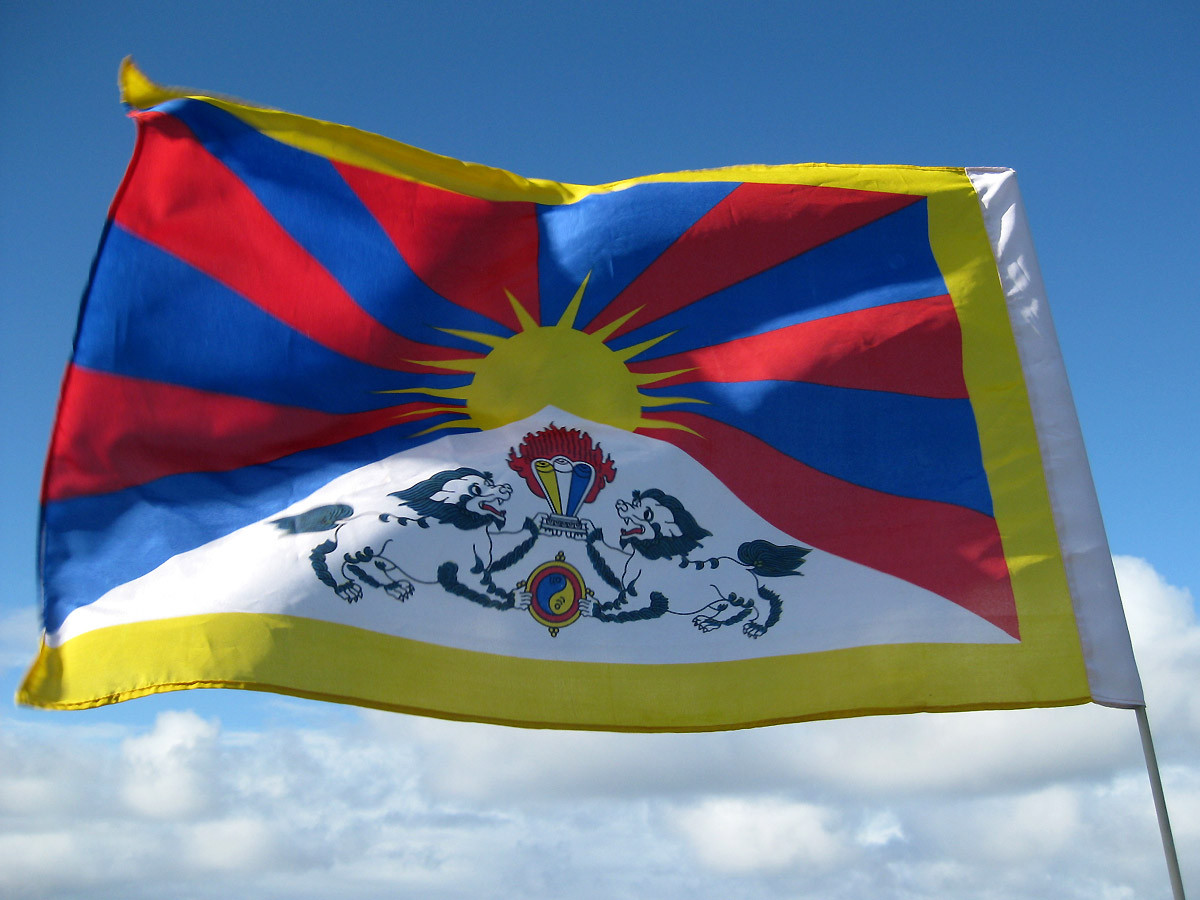 Image result for Tibetan flag
