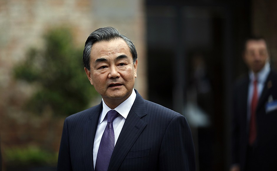 Chinese Foreign minister's Tibet border visit stated to be linked to faceoff with India