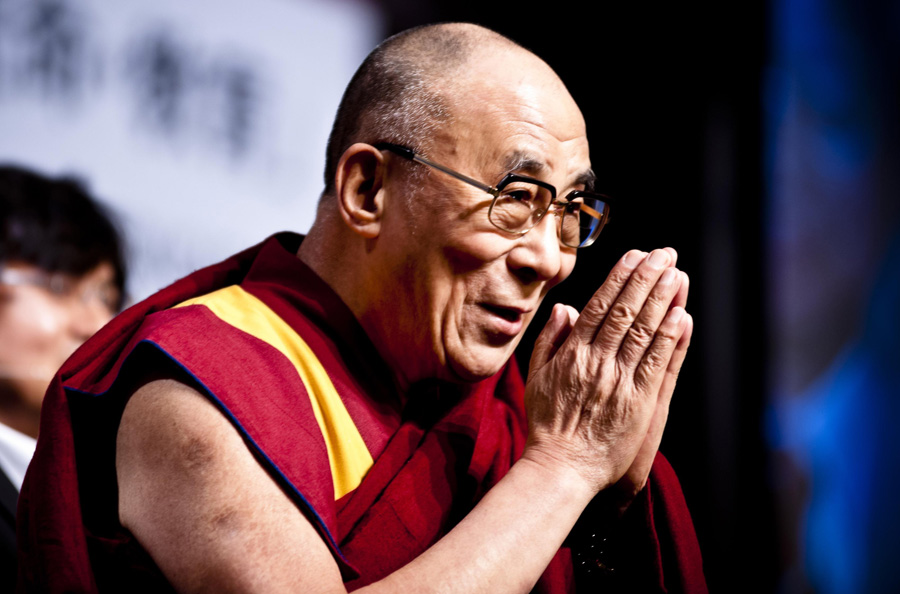 Former diplomat's television scolding of Dalai Lama for alleged silence on border dispute angers fellow-Ladakhis