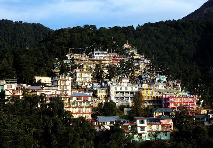 Tibetans stranded outside Dharamsala again asked to stay put