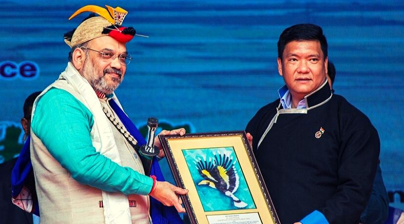 India pushes back on China's criticism of its Home Minister's visit to Arunachal