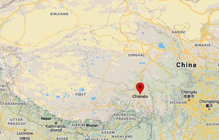 Seven in Tibet's Chamdo City held for online remarks on Wuhan coronavirus