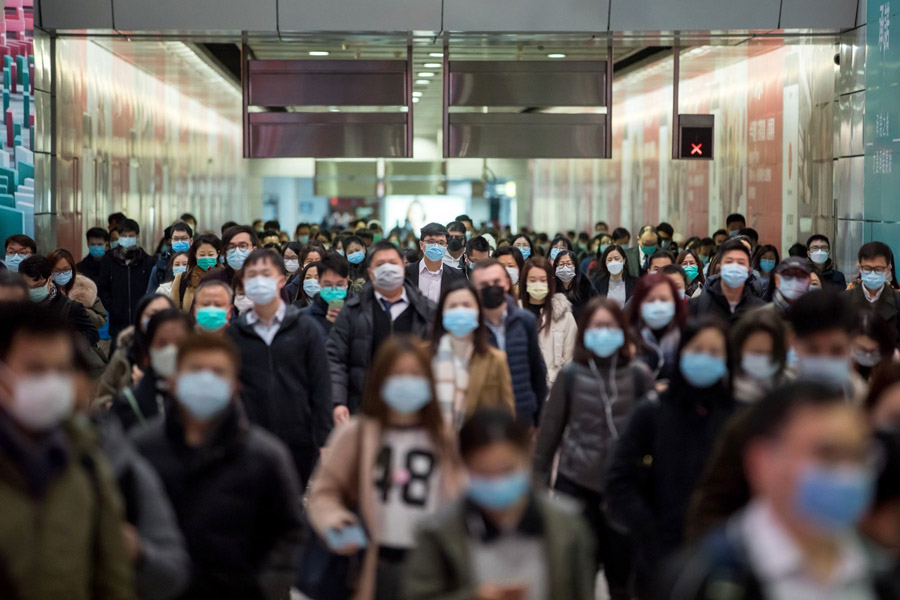 China accuses some countries of overacting to Covid-19 epidemic; gross underreporting suspected of virus deaths