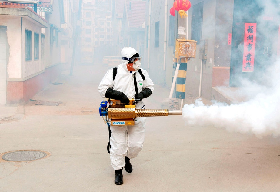 Wuhan novel coronavirus deaths hit record high as infections continue rapid spread