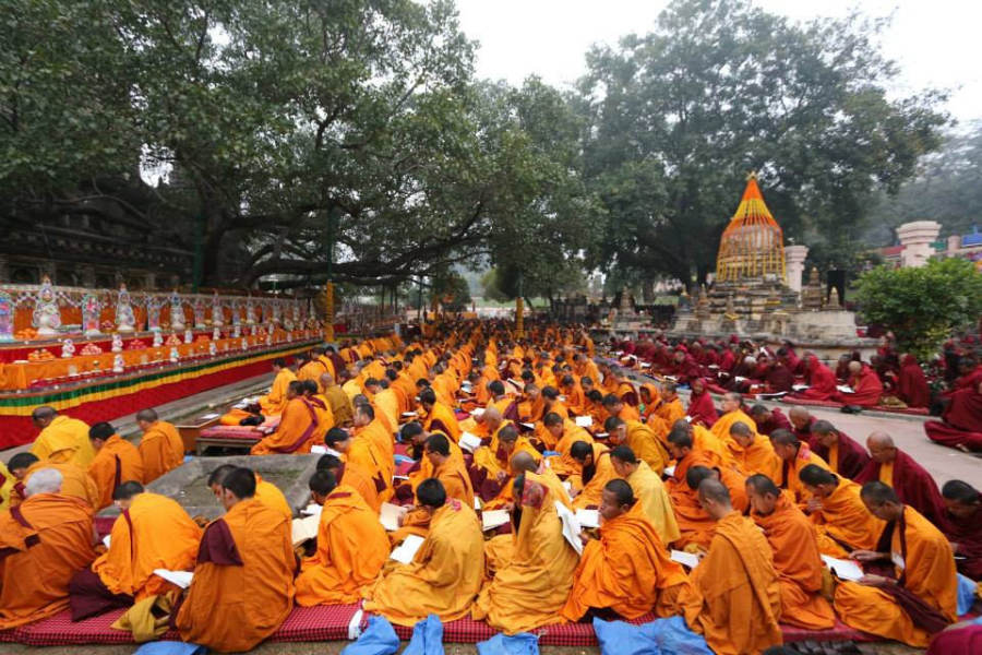 Nyingma Buddhists to be headed by Nyingma Monlam Committee head