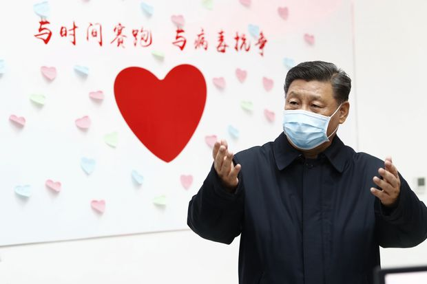 President Xi cautious amid improving Corvid-19 scene in China, situation worsening elsewhere