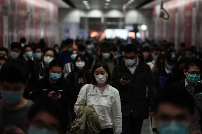 China reports two-digit new Covid-19 cases, deaths as the epidemic's spread spurts in other countries