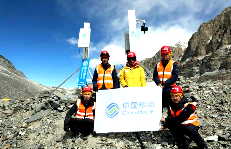 China's 5G internet service reaches Mt Everest, to cover all TAR by yearend