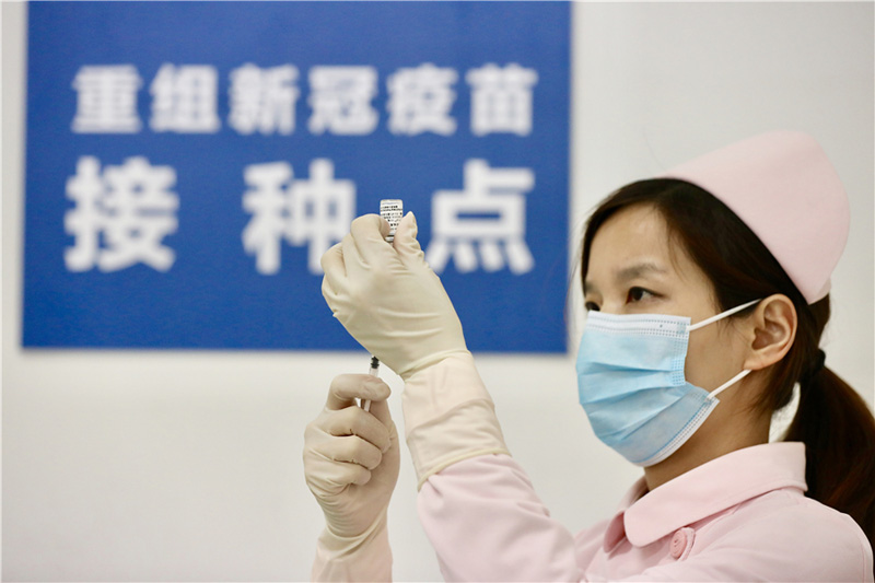 China approves third covid-19 vaccine for trial
