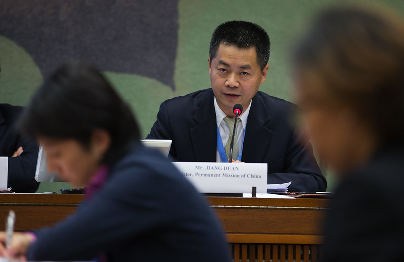 China gets say in appointment of investigators for UN rights body