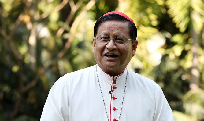 Asia's top cardinal asks China to compensate poor nations for Covid-19 attack
