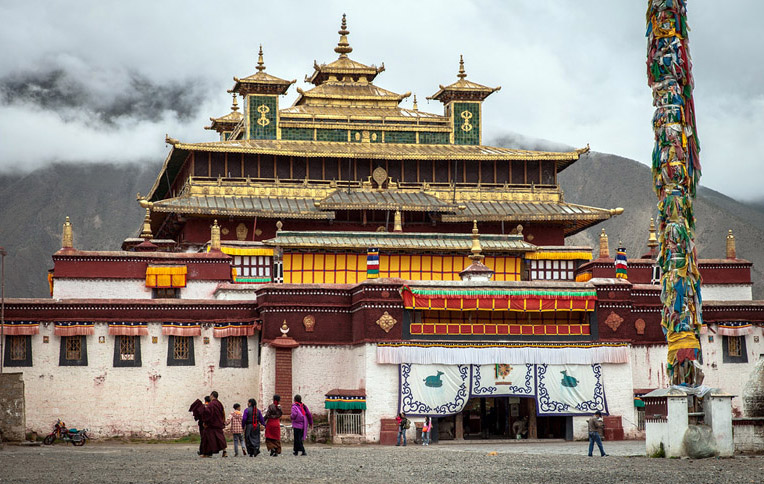 China cites Covid-19 to close two monasteries in Tibet