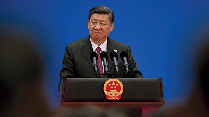 President Xi's legacy of infecting the world with a deadly disease