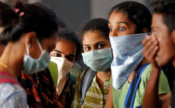 India reports record nearly 7000 daily Covid-19 cases