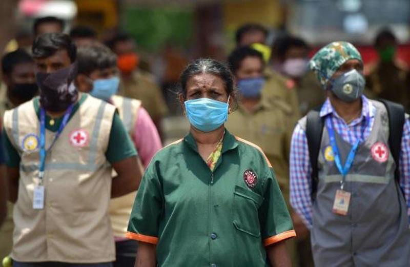 India's soaring Covid-19 cases cross 100,000 mark