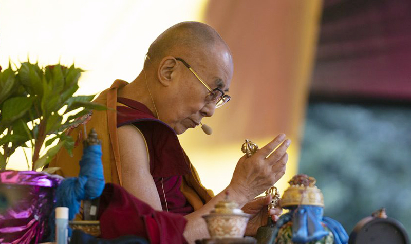 Lama Raises Uproar By Criticizing Dalai Lama For Online Teaching Tibetan Review
