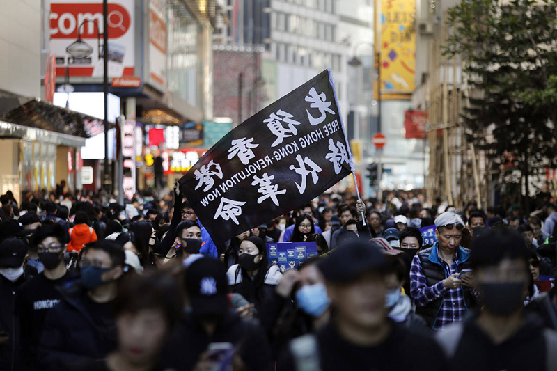 Global Tibet movement expresses solidarity with Hong Kong people over China's national security legislation move
