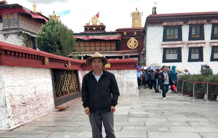 China has Tibetan in home-lockdown for past 8 years for Dalai Lama photo in his mobile handset