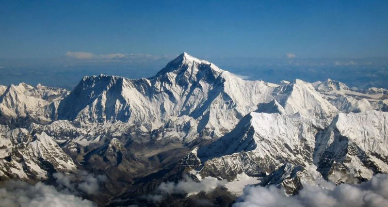 Media in Nepal calls out Google Earth, Map for placing Mt Everest in Chinese ruled Tibet