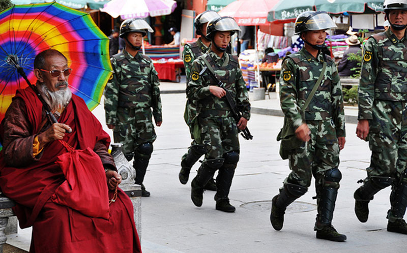 REPORT: China using anti-crime campaign to silence peaceful rights activists in Tibet