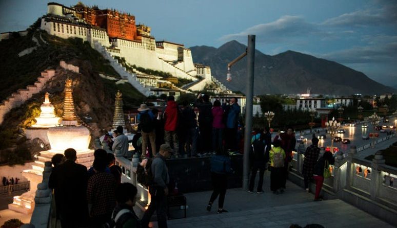 China opens Tibet for tens of millions of Chinese tourists amid looming Covid-19 concerns