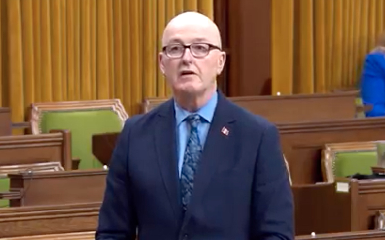 MP asks Canada to act for Tibetans, others during parliament session