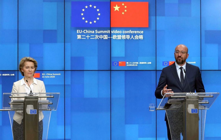 Human rights, including Tibet, raised in contentious 22nd EU-China summit