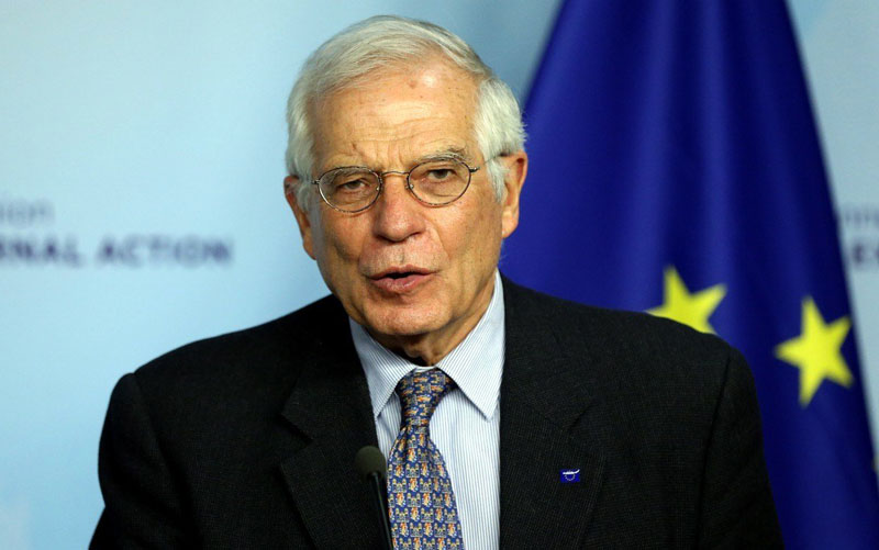 EU foreign affairs chief says he referred to Tibet situation in strategic dialogue with China