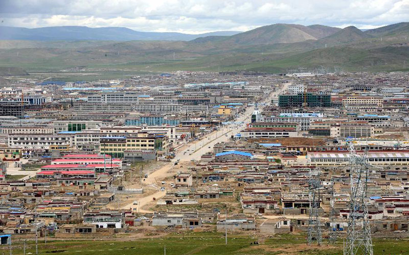 Oxygen supply system project makes high-altitude Tibetan City more attractive for Chinese immigration