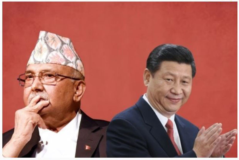 China alleged to have usurped chunks of Nepalese land by building roads that rerouted rivers