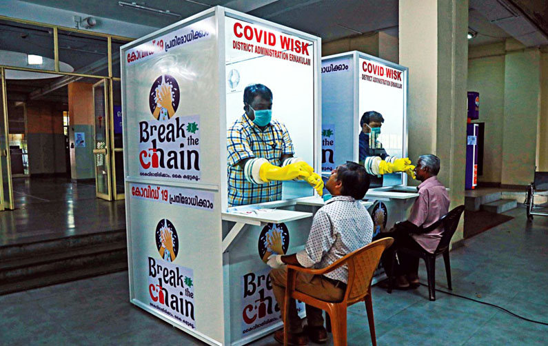 'India has to ramp up testing ten times to fight Covid-19'