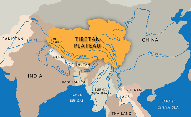 Tibet's freedom is India's best security: The Empirical Evidence